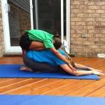 2014 Yoga Photo - 2 scoops