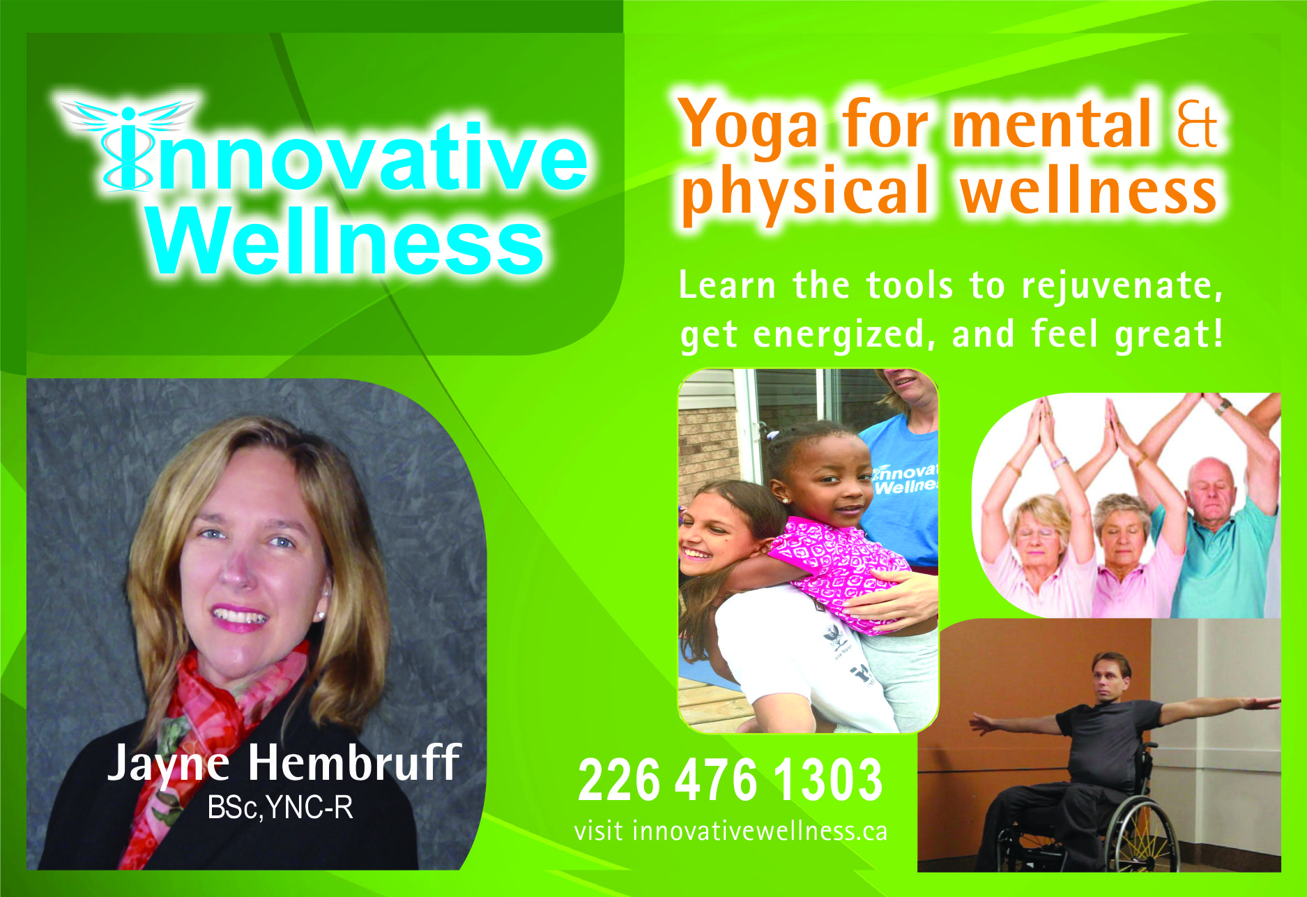 Innovative Wellness Postcard October 29,2014