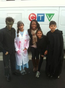 CTV News Nadia Stewart reporting live from Spooky Tours Sat Oct 25, 2014http://kitchener.ctvnews.ca/video?clipId=476543