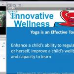 Yoga as an effective tool