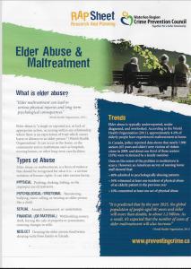 Elder abuse and mal v2